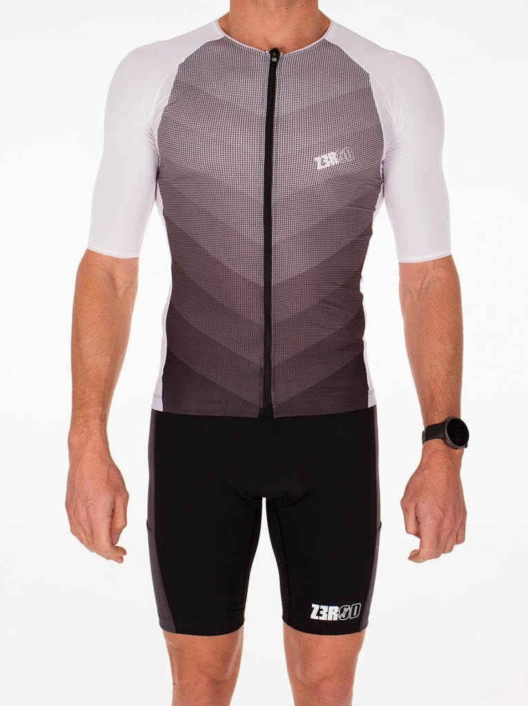 TTSINGLET MAN GREY