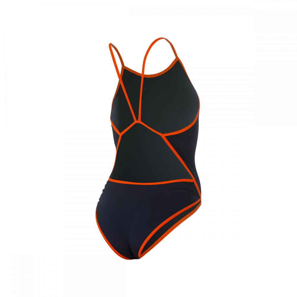 1P TRAINING DARK BLUE-ORANGE