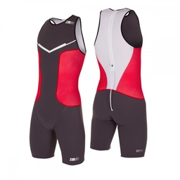 TRISUIT HOMME RED